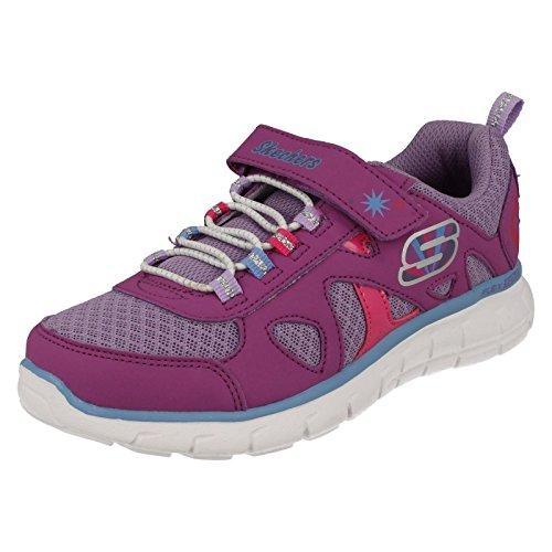 Laufschuhe M�dchen, color Violett , marca SKECHERS, modelo Laufschuhe M�dchen SKECHERS VIM - BRITE Violett