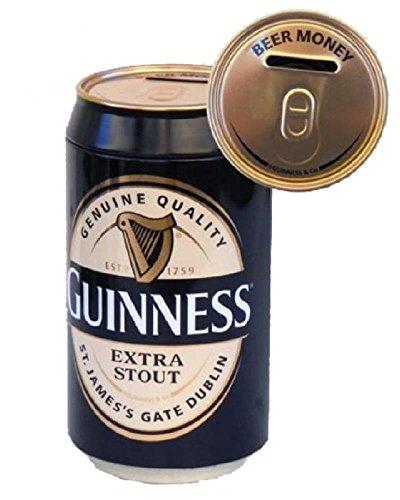 Guinness Beer Hucha Lata Cerveza Monedero PS 15757