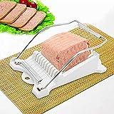 EzzySo Jamón Spam Almuerzo de Carne máquina de Cortar Huevo del Acero Inoxidable máquina de Cortar plátano Pitaya Kiwi Corte de la máquina de Fruta máquina de Cortar Vegetal
