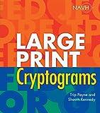 Large Print Cryptograms