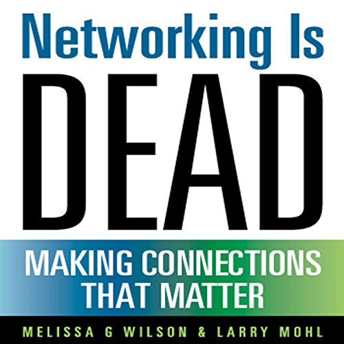 Networking Is Dead cover art