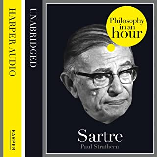 Sartre: Philosophy in an Hour cover art
