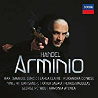 Handel: Arminio [2 CD] by Max Cencic