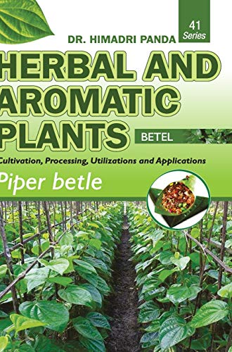 HERBAL AND AROMATIC PLANTS - 41. Piper betle (Betel)