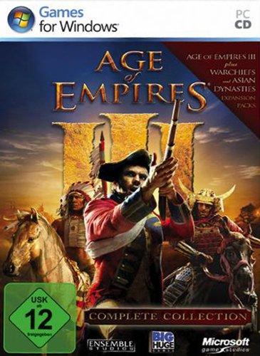 Age of Empires III - Complete Collection [Importación alemana]