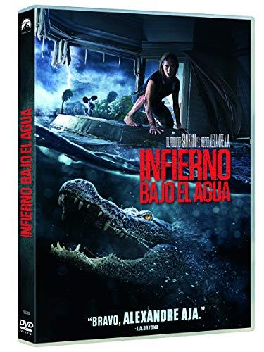 Infierno Bajo El Agua [DVD]