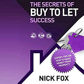 The Secrets of Buy to Let Success cover art