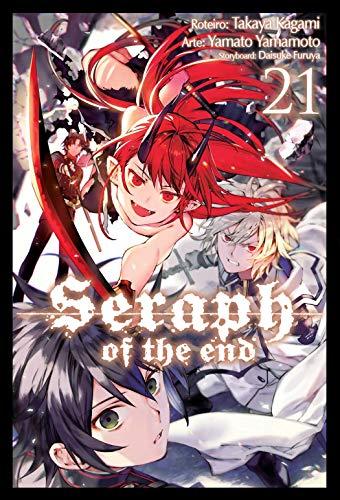 Seraph The End Vol. 21