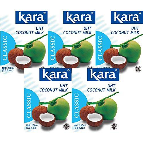 カラ クラシック ココナッツミルク ブリック 200ml×5個