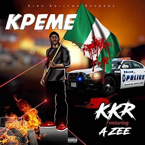 King Kollyma Records feat. Azee