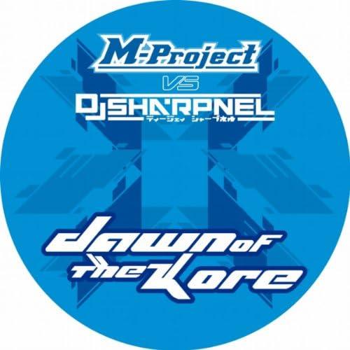 M-Project vs DJ Sharpnel
