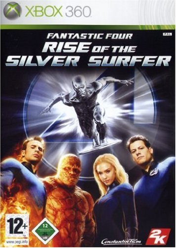 Fantastic Four: Rise of the Silver Surfer [Importación alemana]