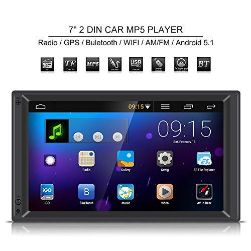 Fydun CarRadio Audio Video Player MP5 Player LN-5217GA 7