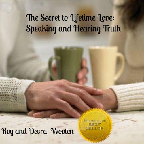 The Secret to Lifetime Love audiobook cover art