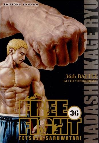 Free Fight T36