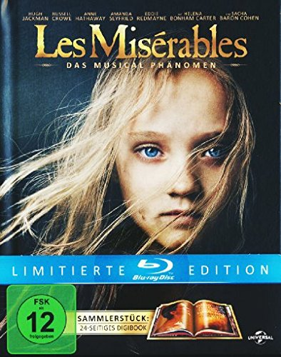Les Misérables - Limitiertes Digibook [Blu-ray] [Limited Edition]
