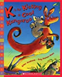 knis for kissing a cool kangaroo