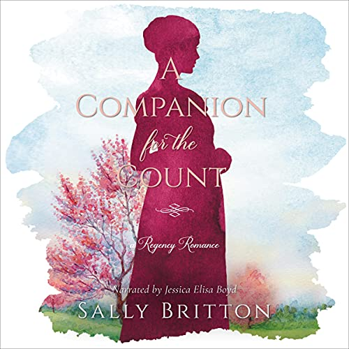 A Companion for the Count cover art