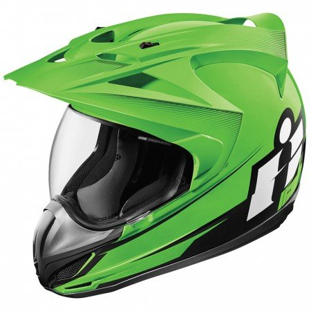 Icon Helm Variant Double Stack grün 63/64 2XL 0101 – 10008