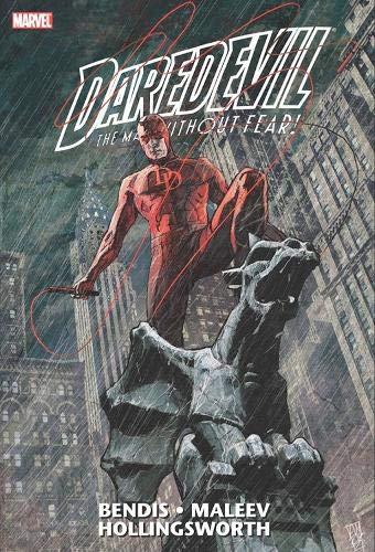 Daredevil By Brian Michael Bendis Omnibus Vol. 1