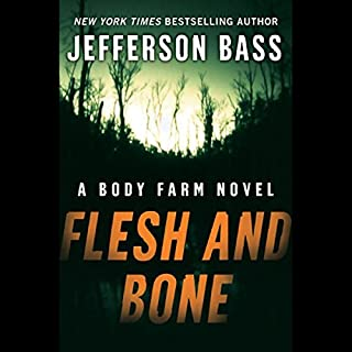 Flesh and Bone audiobook cover art