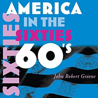 America in the Sixties audiobook cover art