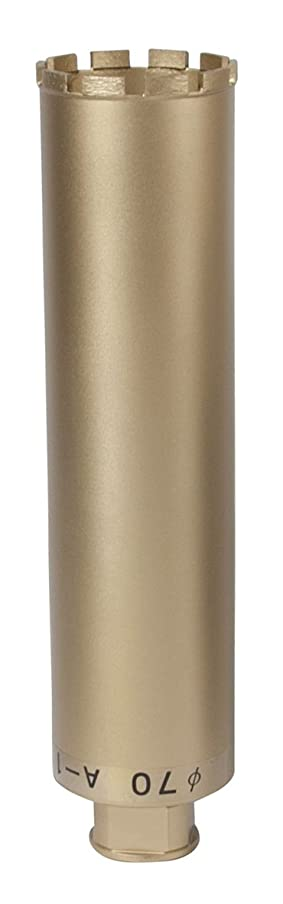マキタ(Makita) 湿式ダイヤモンドコアビット(薄刃一体型) φ65 x 250mm A-11689