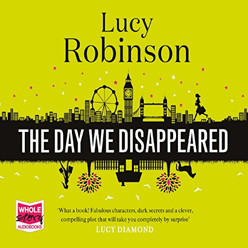 The Day We Disappeared cover art