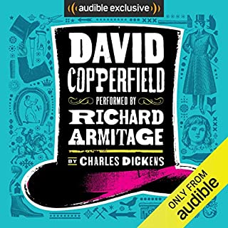 David Copperfield                   By:                                                                                                                                 Charles Dickens                               Narrated by:                                                                                                                                 Richard Armitage                      Length: 36 hrs and 30 mins     2,560 ratings     Overall 4.7
