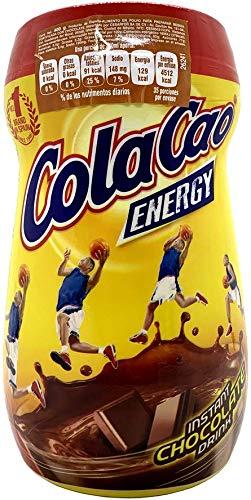 comedor curvi chocolate fabricante Cola Cao