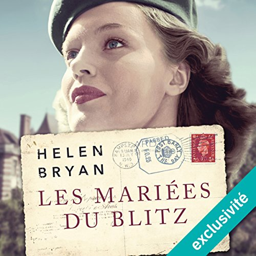 Les mariées du Blitz audiobook cover art