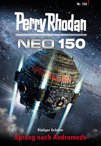 Perry Rhodan Neo 150: Sprung nach...
