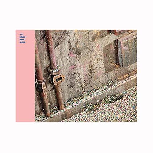 BTS KPOP BANGTAN BOYS WINGS YOU NEVER WALK ALONE Album [RIGHT Ver.] CD + Photobook + Photocard