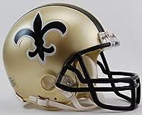 New Orleans Saints 1976-99 Throwback NFL Riddell Replica Mini Helmet