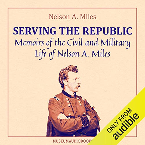 Serving the Republic cover art