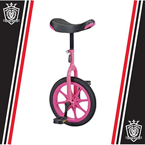 エバニュー(EVERNEW) 一輪車(ノーパンク)14 EKD130 ピンク