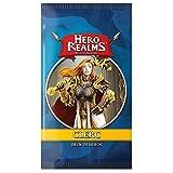 IELLO Hero Realms - Deck de Héros : Clerc - Booster 15 Cartes VF