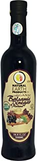 Natural Earth Products Organic Balsamic Vinegar Of Modena -- 16.9 Fl Oz
