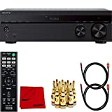 Best Sony 2 Channel Stereo Receivers - Sony STRDH190 2Ch Stereo Receiver Phono Inputs Review