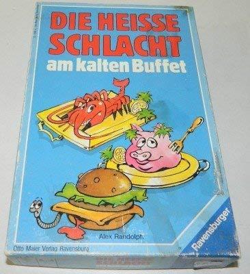 Ravensburger Die Heisse Schlacht am kalten Buffet heiße