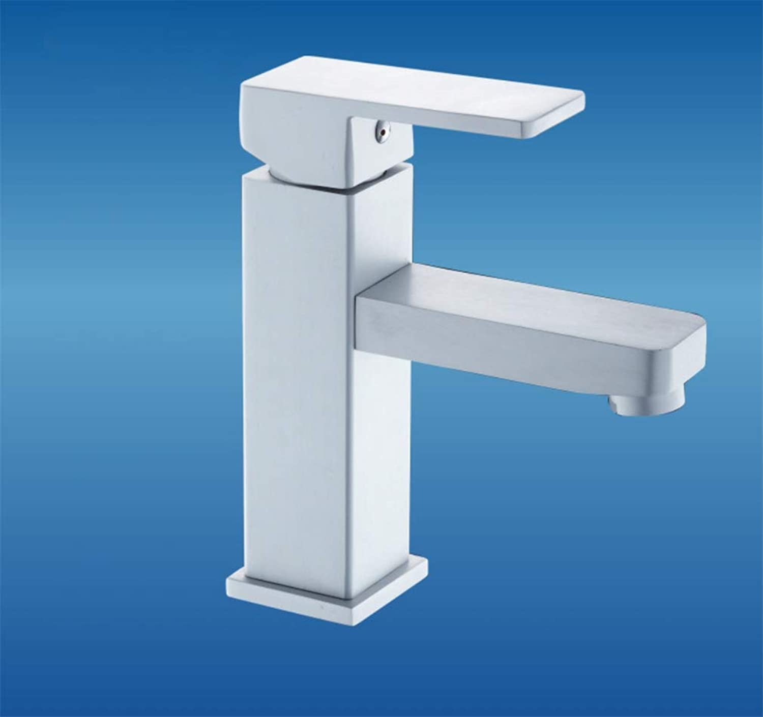 Basin Mixer Tap Bath Fixtures Wash Basinsinkkitchen Space Aluminum Basin, Faucet, Space, Aluminum Faucet, Hot and Cold Water Faucet.