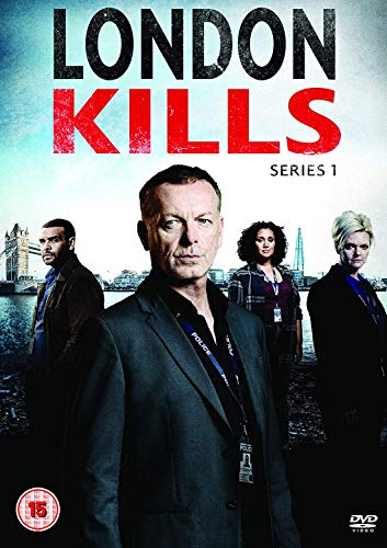 London Kills - Series 1 [DVD] [Reino Unido]