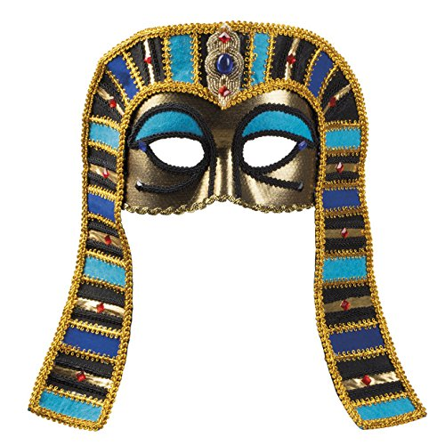 Boland 00267 Ojo Máscara tutanch Amun, Disfraz, One Size