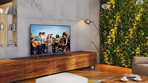Samsung NU7199 101 cm (40 Zoll) LED Fernseher (Ultra HD, HDR, Triple Tuner, Smart TV) [Modelljahr 2018]