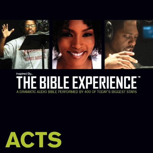 Inspired By … The Bible Experience Audio Bible - Today's New International Version, TNIV: (33) Acts audiobook cover art