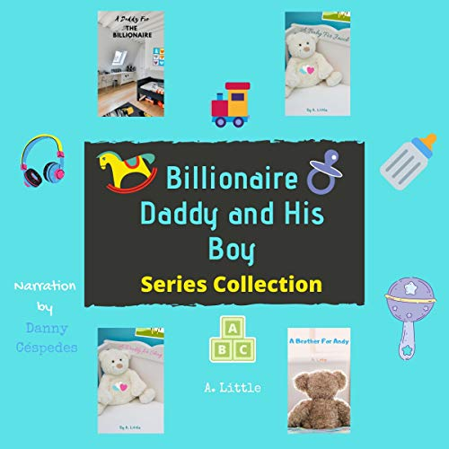 Billionaire Daddy and His Boy cover art