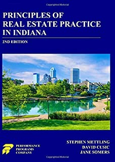 Principles of Real Estate Practice in Indiana