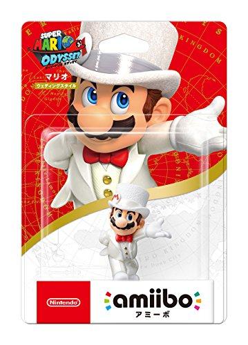 Amiibo Mario Wedding ver. Japanese Import [video game] …