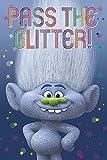 Trolls - Diamond Guy - Film Poster Plakat Druck - Größe