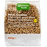 Vantastic foods SOJA GRANULAT Fleischersatz Sojafleisch, 300g - Soja Hackfleisch - Granulat aus Soja - Fleischalternative
